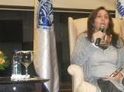Mariela,hija Raúl Castro, conferencia Barahona.