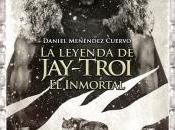 ENTREVISTA Daniel Menéndez Cuervo, autor Leyenda Jay-Troi