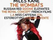 Arenal Sound 2014: Azealia Banks, Mando Diao, Miles Kane, Wombats, Russian Red, Sidonie, Elefantes, L.A...