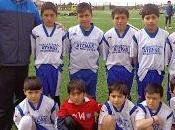 "éxito comenzó quinta edición torneo fútbol infantil ""copa olimpiakos"""