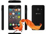 Huawei Ascend Y300 primer smartphone Firefox