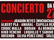 Concierto Círculo Bellas Artes Madrid Amaral, Rosendo, Kiko Veneno, Loquillo Sabino Méndez...