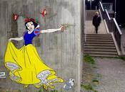 Street princesas Disney callejones