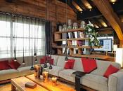 Chalet Rustico Courchevel