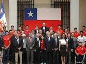 Gabriel ruiz tagle juró como primer ministro deporte chile