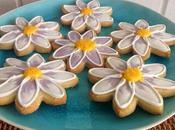 Flores galleta pasos