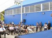 "Mandatario inauguró polideportivo ""nicolás massú"" villa alemana"