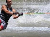 Pipe miranda iguala récord slalom último apronte para mundial open esquí náutico