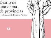 'Diario dama provincias', Delafield