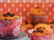 Chocolate chips orange muffins