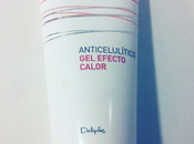 Anticelulítico efecto calor Deliplus (mercadona)