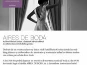 Aires boda Hotel María Cristina