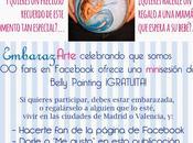 Sorteo Facebook minisesión Bellypainting GRATUITA!!! informate!