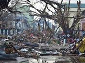 ¿Por desastres como tifón Filipinas continuarán empeorando?