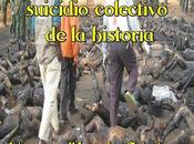 Kanunga, mayor suicidio colectivo historia