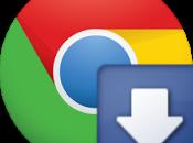 Como reanudar descargas Google Chrome