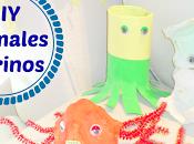Cosas gustan: animales marinos cartones huevos