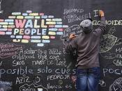 Wallpeople: muro gente para