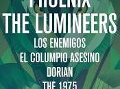 Live 2014: Phoneix, Dorian, Lumineers, Columpio Asesino...