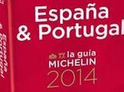 Listado completo estrellas Michelín. España 2014