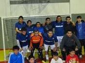 Gomplas derrotó servibanc segundo partido play baby fútbol laboral