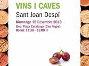 Fira Nadal Vins Caves Sant Joan Despí diciembre 2013