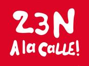 #23N calle!