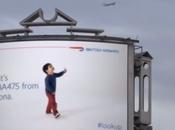 #lookup Increíble publicidad exterior British Airways