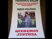 Balda, víctima Juan Manuel Santos