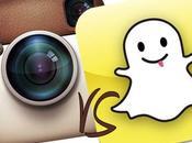 ¿Instagram contra Snapchat?, todo apunta Instagram añadirá mensajes privados