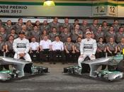 Mercedes team nuevo equipo subcampeon