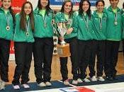 Colegio inglés talca celebró voléibol juegos deportivos escolares