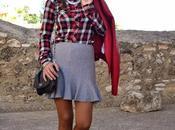falda midi mini