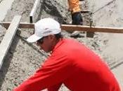 Huaura: AVANZAN CONSTRUCCION CANAL RIEGO SANTA MARIA