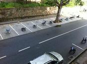 Sillas ruedas plazas aparcamiento, ocurrió Lisboa