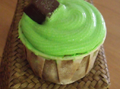 "Cupcakes ""After eight"" menta)"