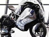 primera moto deportiva eléctrica historia Saietta