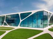 Arquitectura creativa Creativo edificio hecho neuronas