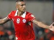 Arturo vidal está entre jugadores valiosos brasil 2014
