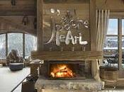 Chalet Rustico Montanas Courchevel