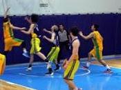 Magallanes quedó octavo lugar básquetbol varones juegos araucanía
