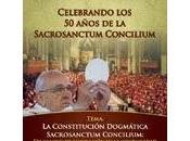 Conversatorio sobre años constitución dogmática sacrosanctum concilium