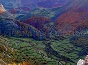 Frontera naturaleza asturiana entre brañas vaqueiros, Somiedo