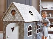 Ideas para regalar: casas carton