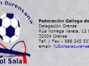 Fútbol sala base Ourense: Aplazada jornada Diciembre