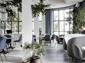 Standard Copenhague, elegancia frescura restaurante