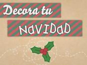Manualidad: Decora Navidad