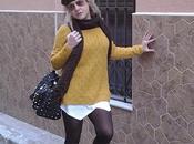 Falda Origami Zara Jersey Suchn