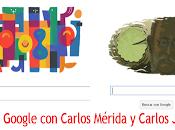 Doodle Google Carlos Juan Finlay Mérida, solo para Latinoamérica