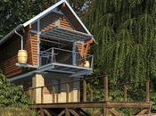 Refugios prefabricados sostenibles